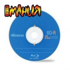 Blu-ray болванки по $20