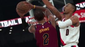 NBA 2K18 получил дебютный трейлер, а NBA Live 18 — саундтрек