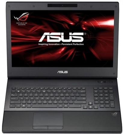 ASUS представила игровой ноутбук G74