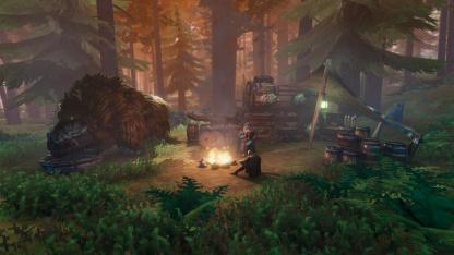 Свежий патч внёс ряд правок в баланс Valheim и добавил в игру лампы из репы