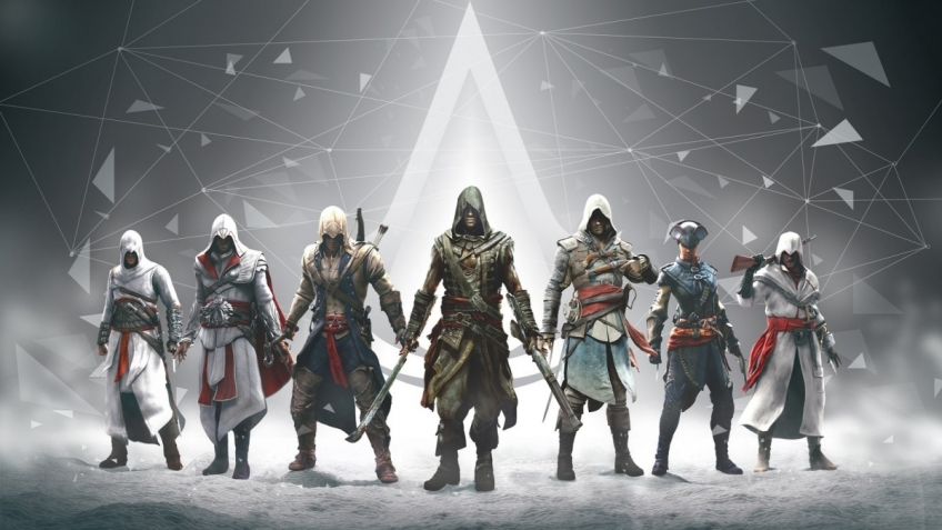 Ubisoft подтвердила разработку новой Assassin's Creed, Far Cry5 и The Crew2