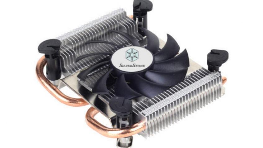 SilverStone Argon AR04: процессорный кулер высотой 23 мм