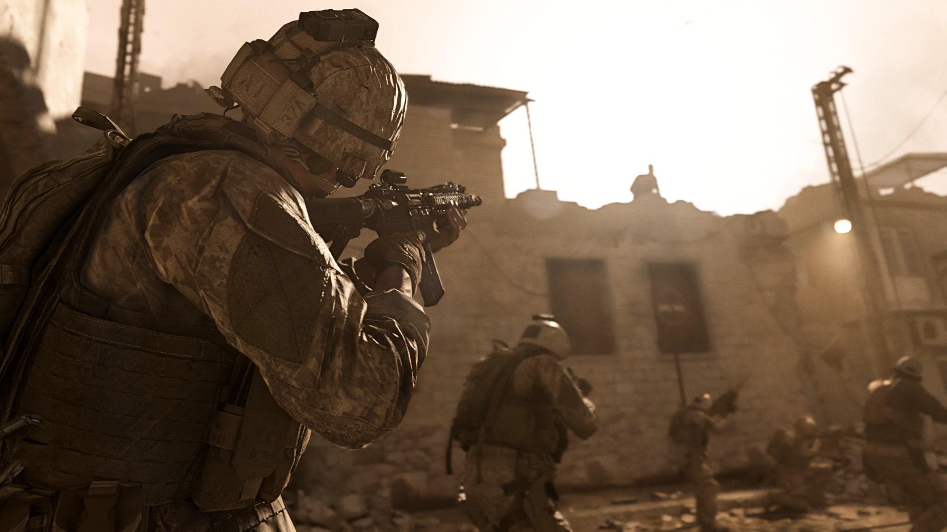 В Call of Duty: Modern Warfare будут оперативники, но без уникальных умений