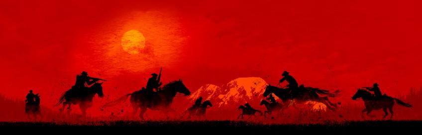 Rockstar выпустила обновление с Red Dead Online