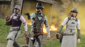 В Red Dead Online начисляют бонусы для самогонщиков и натуралистов