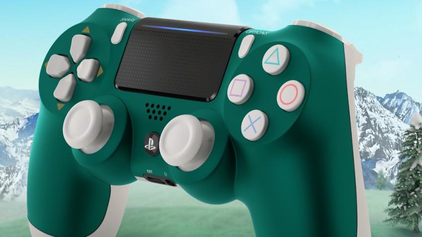 Время «Альпийского зеленого»: мы дарим геймпады DualShock 4!