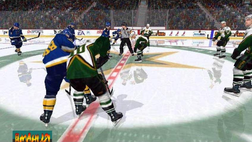 Демо NHL'2002