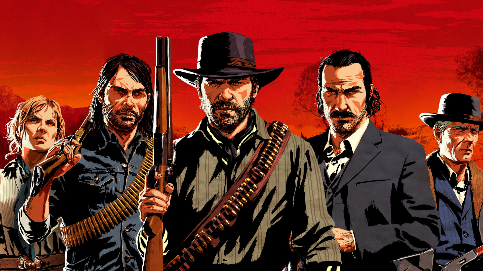 Red Dead Redemption2 стала Игрой года в «Премии Steam»