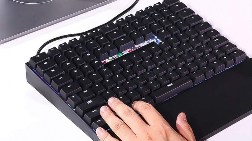 TYPI — необычная клавиатура для программистов и журналистов