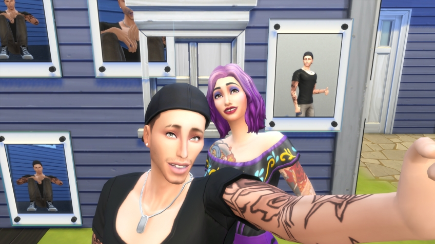 Авторы The Sims4 работают над режимом от первого лица