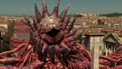 У Serious Sam4 появился сюжетный трейлер. Да, именно сюжетный