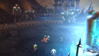 Blizzard открыла бесплатный перенос с переполненных серверов World of Warcraft