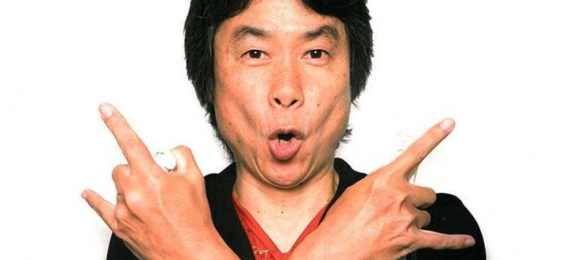 Сигэру Миямото ответил на вопросы о Mario