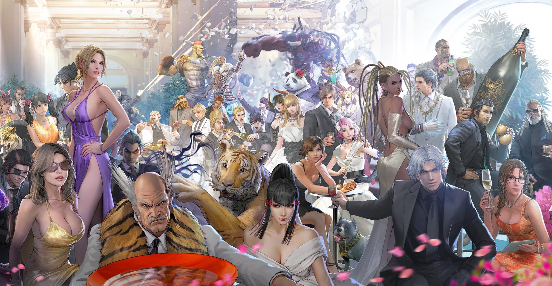 Продажи Tekken7 превысили7 миллионов копий