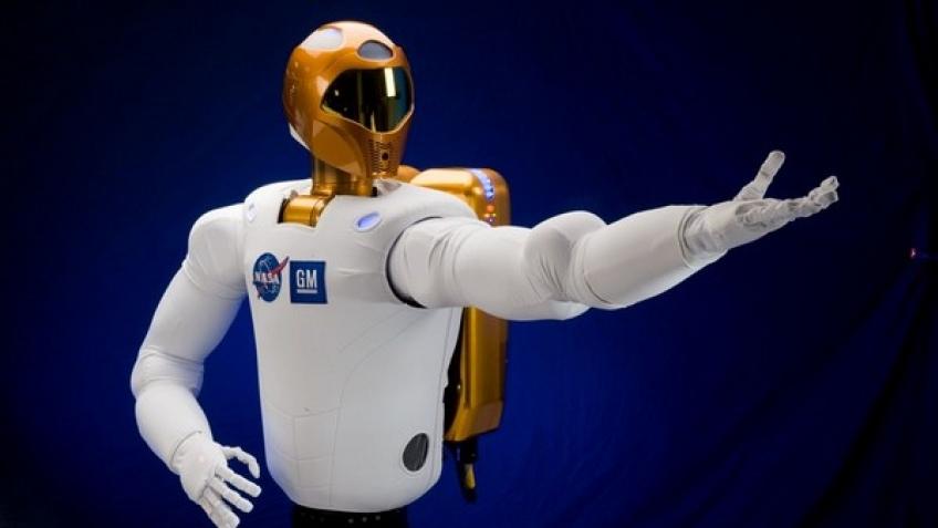 NASA «учит» роботов работать в космосе