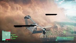 Утекли первые скриншоты из альфы Battlefield6