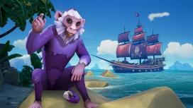 В Sea of Thieves теперь будут обучать новичков основам игры