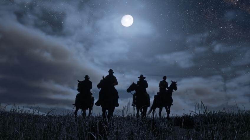 Слух: Red Dead Redemption2 может выйти в начале лета