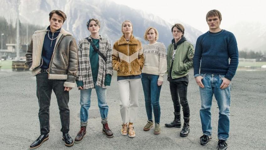 Netflix выпустил второй тизер норвежского сериала Ragnarok