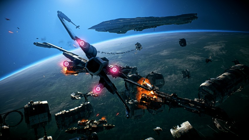Скоро в Star Wars: Battlefront II появится кооператив на четверых и клон-коммандос