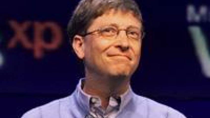 Билл Гейтс, снова в лидерах