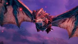 Грозный дракон в трейлере Sunbreak — дополнении для Monster Hunter Rise