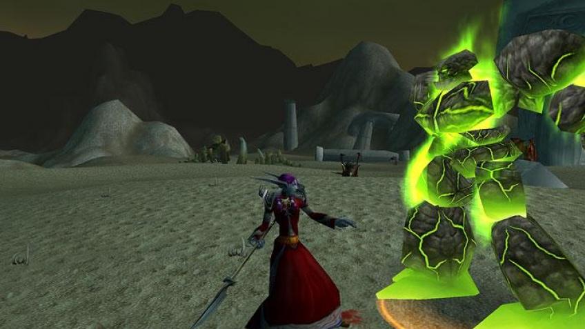 World of Warcraft приоткрывается