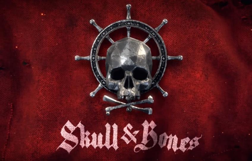 Ubisoft представила на E3 2017 новую игру про пиратов, Skull and Bones