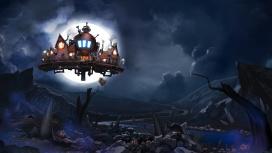 Dream Engines: Nomad Cities выходит в ранний доступ14 июля