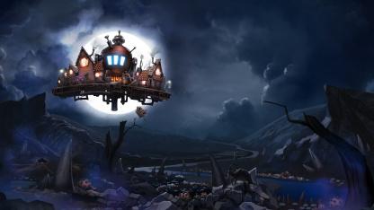Dream Engines: Nomad Cities выходит в ранний доступ 14 июля
