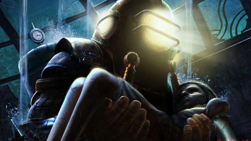 BioShock 2 выйдет до ноября