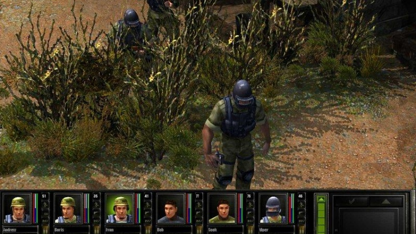 Jagged Alliance 3: It's alive!