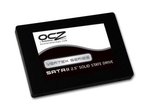 OCZ представила SSD серии Vertex