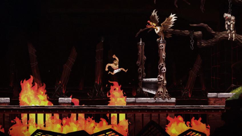 Новый дневник разработчиков Ghosts 'n Goblins Resurrection посвятили сложности игры