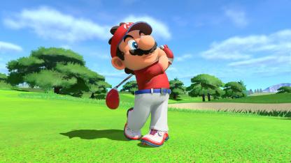 Mario Golf: Super Rush удержала лидерство в чарте розницы Великобритании
