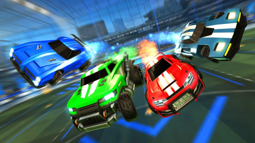 Rocket League перед релизом в Epic Games Store подорожала в российском Steam в три раза
