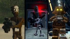 Владельцы PS4 получат шесть дроидов для LEGO Star Wars: The Force Awakens
