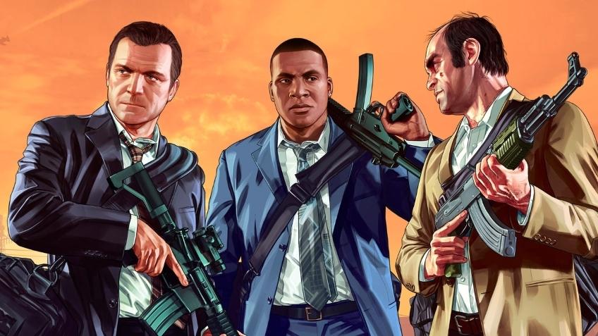 Издатель Grand Theft Auto V снова судится с создателями чита