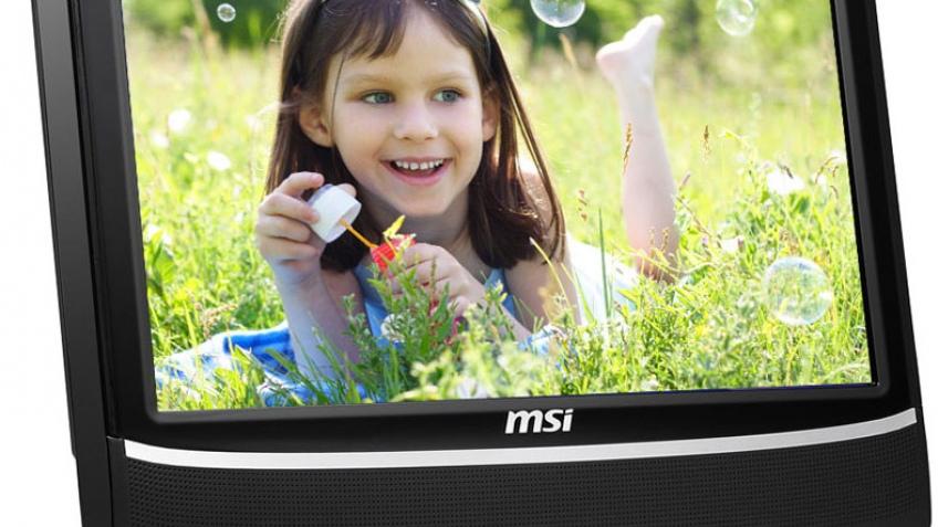 MSI представила компьютеры Wind Top AC1900 класса все-в-одном