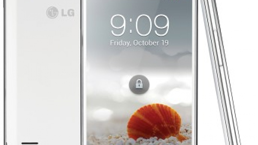 LG представила смартфон Optimus L9