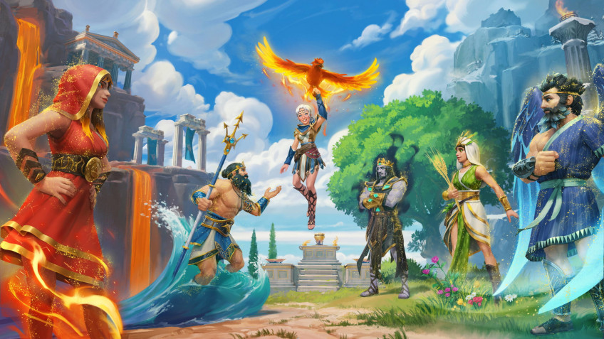 Заключительное дополнение для Immortals: Fenyx Rising выйдет через неделю