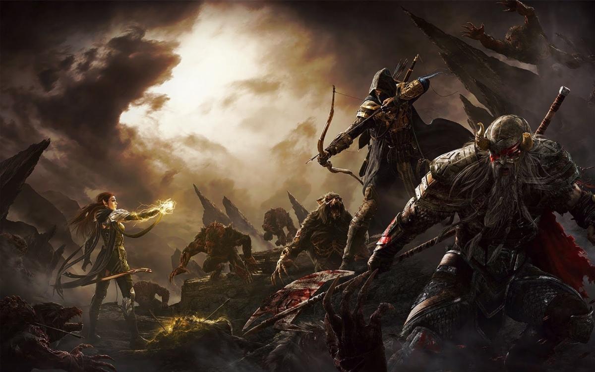 Дополнение Dark Brotherhood для The Elder Scrolls Online выйдет в мае