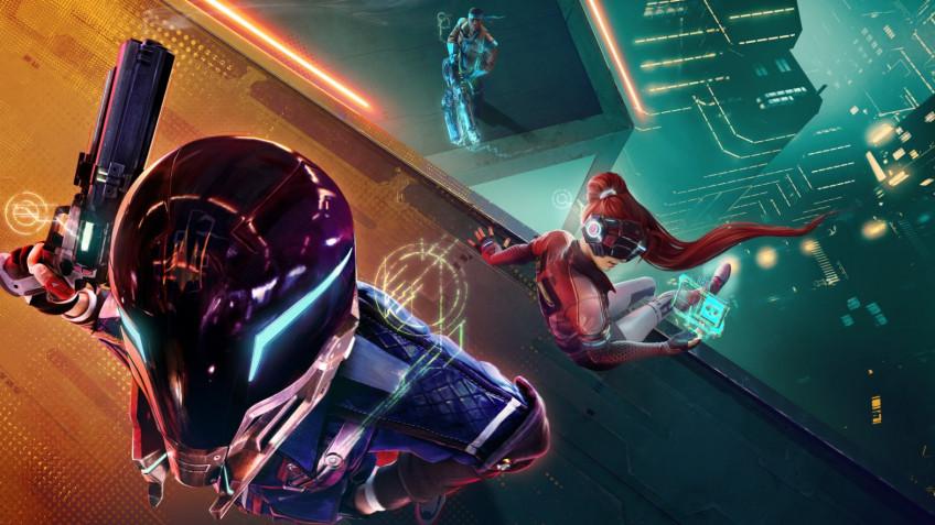 Ubisoft начала тизерить королевскую битву Hyper Scape — анонс2 июля