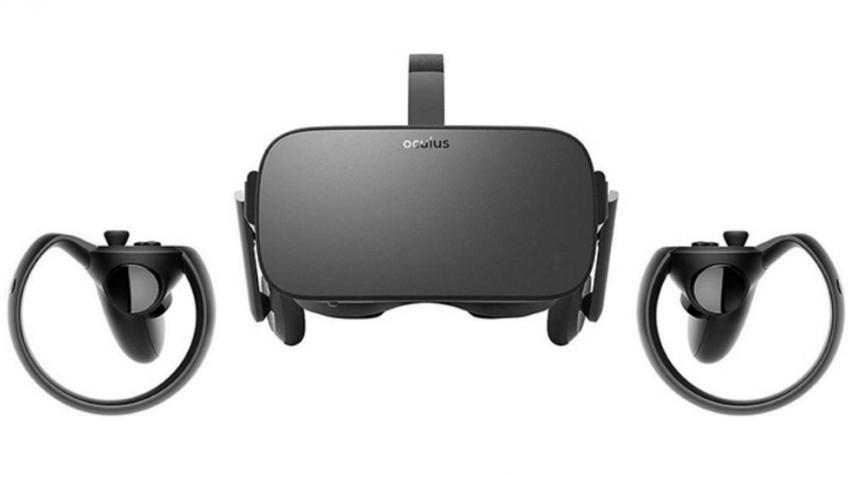 Комплект из Oculus Rift и Oculus Touch подешевел на 200 долларов