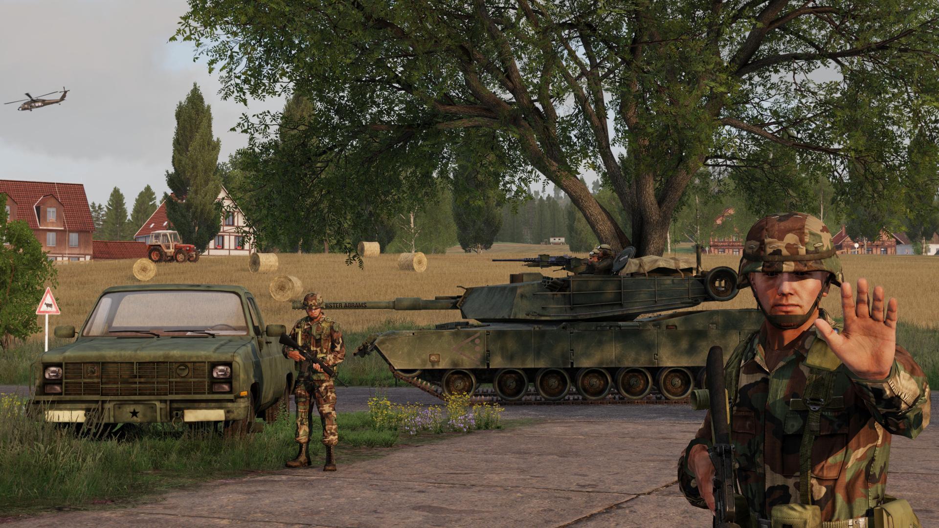 Для Arma3 анонсировали новое дополнение — «Железный занавес»