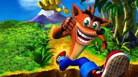 На PS4 выйдут обновленные версии трех частей Crash Bandicoot
