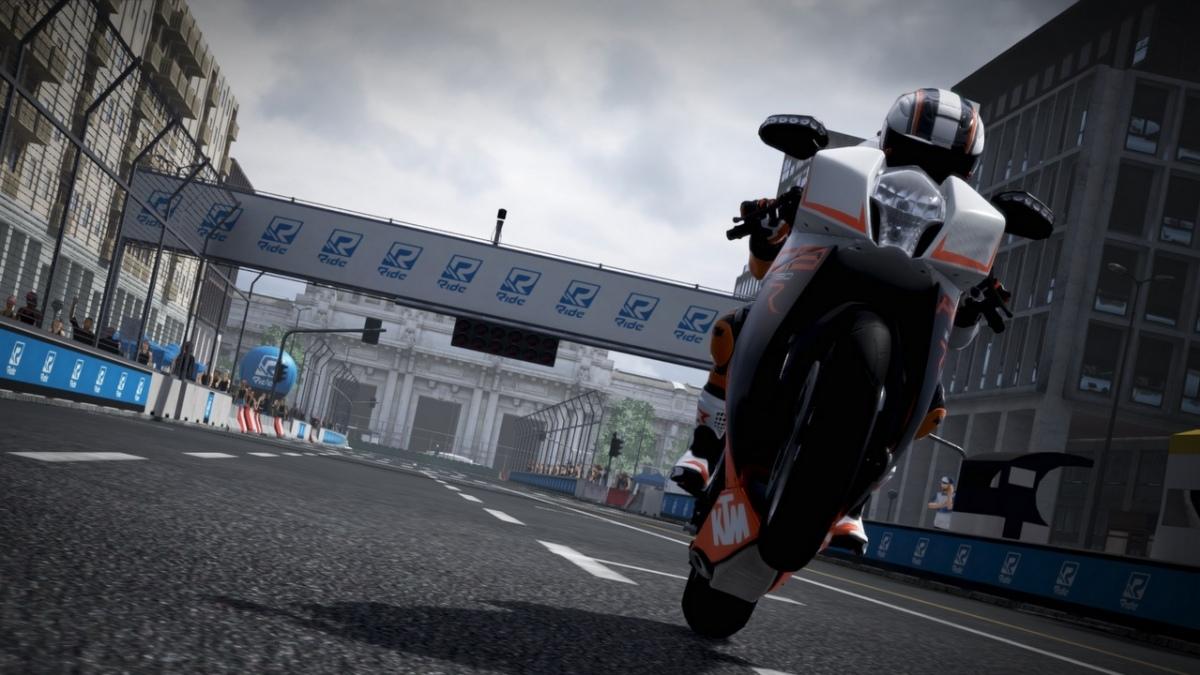 Новые мотогонки от авторов MotoGP выпустят в марте