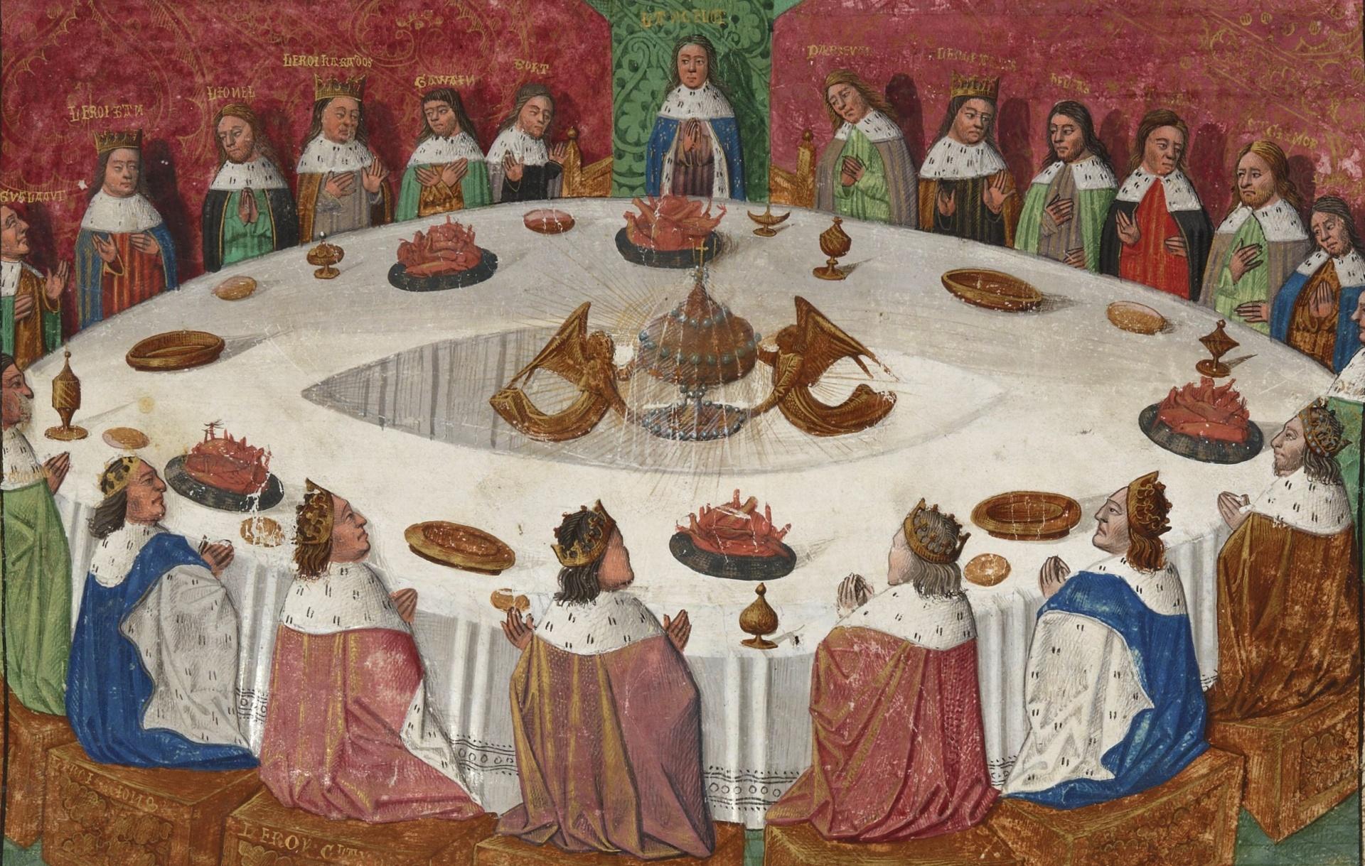 Авторы Heaven's Vault работают над игрой о Круглом столе и Камелоте