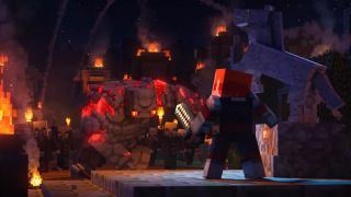Minecraft Dungeons выйдет в Steam — и скоро