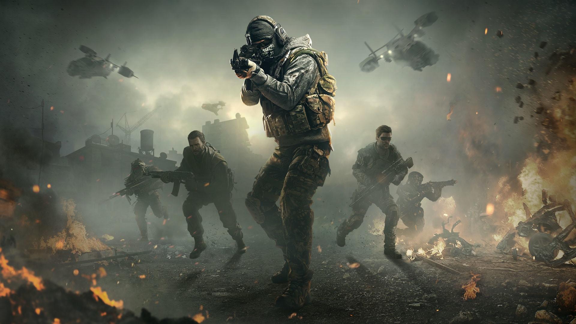 Call of Duty: Mobile скачали больше 180 млн раз за первые три месяца